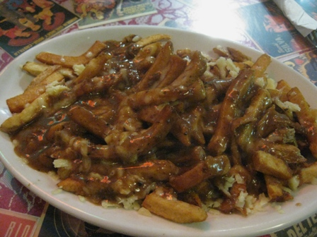 """Poutine"" from The Templeton"