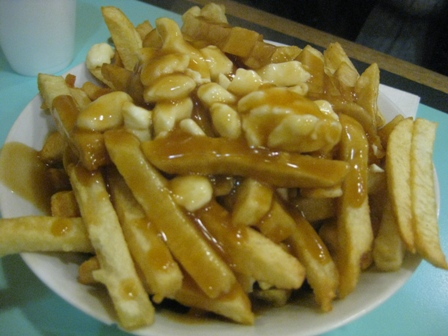 """Poutine"" from Belgian Fries"
