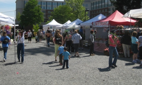 Redmond Saturday Market