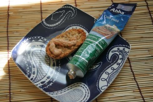 Ikea crab pate