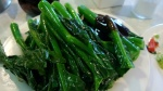 Chinese broccoli - gai lan
