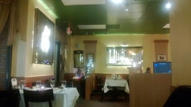 inside Persian Grill