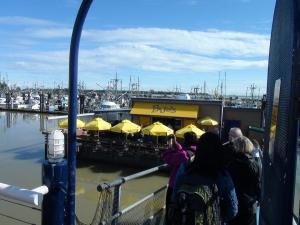 Pajo's at Steveston Wharf