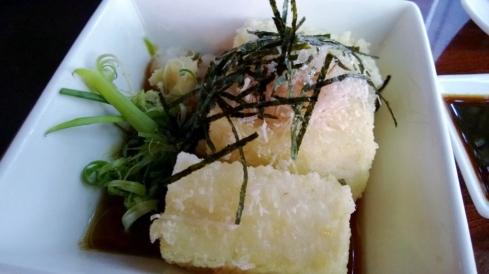 Nijo - Agedashi tofu