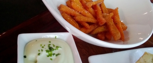 Nijo - sweet potato fries