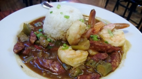 Jumbo Gumbo from the Lost Roo