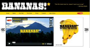 Bananas-documentary site