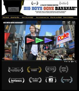 Big Boys Gone Bananas-documentary site