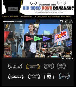 Big Boys Gone Bananas-documentary site
