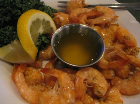 Crabby Patty's-Steamed Shrimp