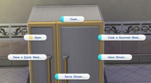 Level 10 Cooking Options in The Sims 4