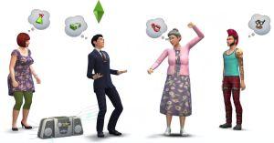 Sims intro