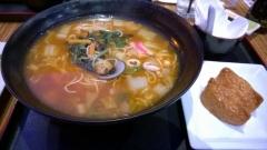 Spicy Seafood Ramen-Inari