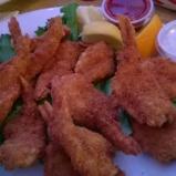 Fried Prawns-Phil's Fish Market