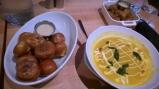 TAP 415_Tater Tots, Pretzel Nugget, Squash soup