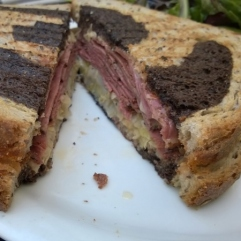 Urth Cafe - The New Yorker Sandwich