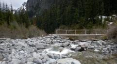 Mt. Rainier before Summerland (1)