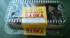 Chocolate Brooklyn Babka by Trader Joe's