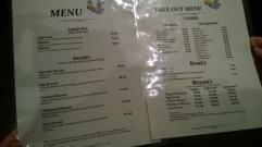 Mirchi Indian Cafe_menu side 1